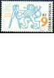 České vysokého učení technického v Praze (1707 - 2007) - č. 501 - razítkovaná