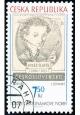 Tradice české známkové tvorby - č. 502 - razítkovaná