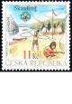 EUROPA - Skauting - č. 515 - razítkovaná