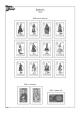 Albové listy A4 POMfila Španělsko – 1965-1977 - nezasklené (75 listů), vč.zesílených obalů, papír 160gr.