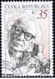 Karel Plicka - razítkovaná známka - č. 575