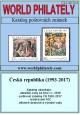 Katalog poštovních známek - Česká republika (1993-2017) - World Philately 2018  na CD-ROM médiu