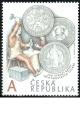 500. výročí zahájení ražby Jáchymovských tolarů - č. 1057 - za nominál