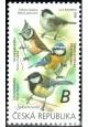 Zpěvní ptáci v našem okolí - Sýkorovití - č. 1068 - za nominál