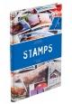 Zásobník na známky STAMPS - A4 - 16 stran - 361 241