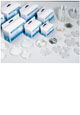 Bublinky na mince CAPS 16,5