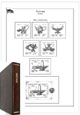 Rusko 1992-2010 komplet (213 listů), A4, papír 160g - 3ks desek - 3 archivní box, včetně zesílených obalů (213