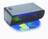 Ultrafialová lampa L 92 - ke zjištění pravosti bankovek, známek.