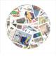 Německo - balíček poštovních známek POMfila - 50 ks