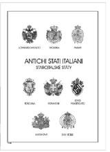 Staroitalské státy - 1850-1868, komplet - (17)