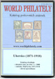 Katalog poštovních známek – Uhersko (1871-1918) - World Philately 2008  na CD-ROM médiu