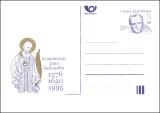 CDV 10 - návštěva papeže Jana Pavla II.