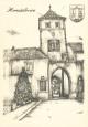 Dřevěné pohlednice - Horažďovice - No. 46