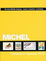 MICHEL: Rakousko - speci�l katalog 2010