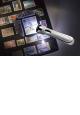 Bezrámové lupy s diodami LED - LU 5 LED M