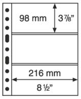 GRANDE listy - GRANDE 3 C - na bankovky