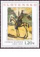 Umění - Cyprián Majerník (1909 - 1945) - Slovensko č. 465