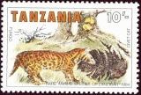 Tanzania - Michel č. 260 - 10 Sh