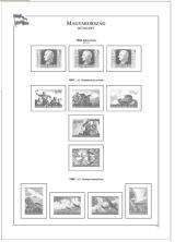 Maďarsko - I.republika, Republika rad, Maďarské království 1919-1944, A4, papír 160 g, (59), bez obalů