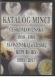 Katalog mincí ČSR, SR, ČR 1918-2011 na CD-ROMu