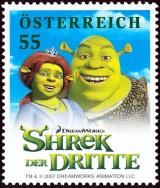 Shrek 3 - Rakousko - 0,55 Euro