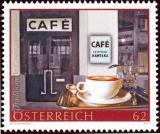 Cafe Hawelka - Rakousko - 0,62 Euro