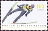 Gregor Schlierenzauer - Rakousko - 1 Euro