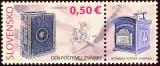 Den poštovní známky: Historická poštovní schránka - Slovensko č. 508