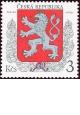Malý státní znak - DV ZP 6/1 - stříbrná skvrna u konce ocasu