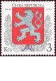 Malý státní znak - DV ZP 24/1 - ryska mezi RE