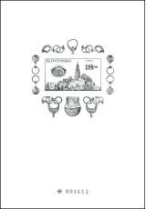 PT: Krásy našej vlasti - Nitra - 025 PT 148 / 99