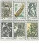 Česká a slovenská grafika - čistá - č. 1869-1874