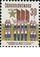 50. výročí založení FDTJ - čistá - č. 1910