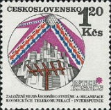 Intersputnik - čistá - č. 1920