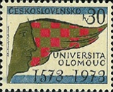 Universita Olomouc - čistá - č. 2035