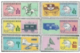 100. výročí UPU - čistá - č. 2104-2109