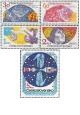 Výzkum vesmíru - čistá - č. 2160-2164