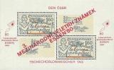 3. mezinárodní veletrh poštovních známek ESSEN 80 - čistý - aršík - č. A2460