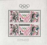 Olympijské hry 1988 - čistý - aršík - č. A2827