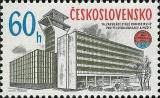 XIV. zasedání Komise RVHP pro telekomunikace a pošty - čistá - č. 2315