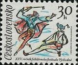XXV. ročník folklórního festivalu Východná - čistá - č. 2328
