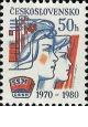 10. výročí založení SSM - čistá - č. 2459