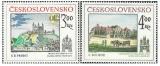 Bratislavské historické motivy 1981 - čistá - č. 2494-2495