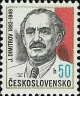 100. výročí narození J. Dimitrova - čistá - č. 2532