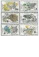 Ochrana přírody v ČSSR - čistá - č. 2587-2592