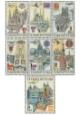 Světová výstava poštovních známek PRAGA 1968 - čistá - č. L56-L62