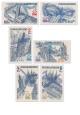 Propagace Světové výstavy poštovních známek PRAGA 78 - čistá - č. L80-L85