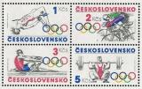 Sport - olympijské hnutí - čistý - č. 2663-2666