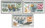 Úspěchy socialistické výstavby v ČSSR - čistá - č. 2714-2716
