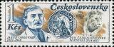 Den čs. poštovní známky 1987 - čistá - č. 2823